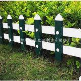 绿化带保护护栏 pvc草坪护栏 草坪护栏