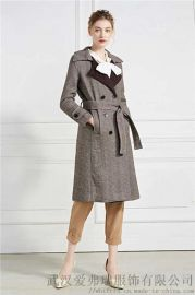 服装进货预算卡维迪手工羊毛毛呢羊绒大衣