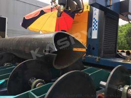 供应2米大管径管道切割机厂家直销