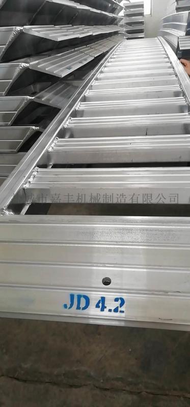 叉车铝爬梯4米/6米4吨6吨8吨10吨