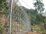 包塑石籠網格賓防洪石籠網河道護坡專用網生態固濱籠