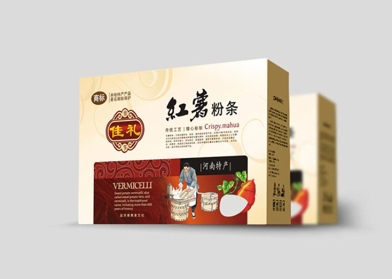 鹤壁粉条箱设计定做,淇县缠丝蛋礼品盒印刷