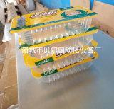 生鲜肉充气包装机 海带扣封盒机