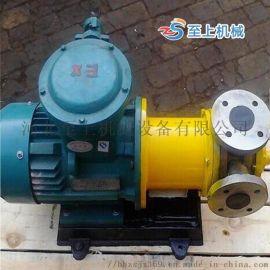 MNYP不锈钢磁力高粘度泵 耐腐蚀磁力泵厂家直销