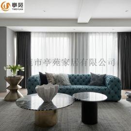 布艺沙发客厅小户型简约现代沙发