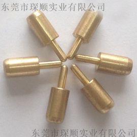 模具定位铜钉吸塑电木模圆头伸缩模具定位钉