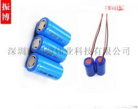 18350-900mah充电聚合物3.7V美容仪器