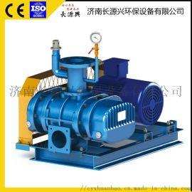 三叶罗茨鼓风机气力输送污水处理大功率真空泵