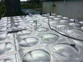 南阳不锈钢水箱厂家直销 方形消防水箱304保温水箱