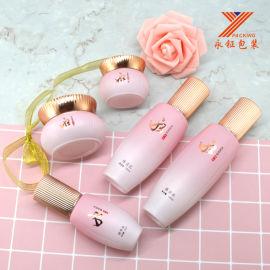 化妆品玻璃瓶 100ML乳液瓶 50G膏霜瓶