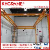 上海锟恒供应250kgkbk手动悬臂吊 电动悬臂吊