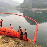 河道攔污網湖面攔污式進口聚乙烯浮筒