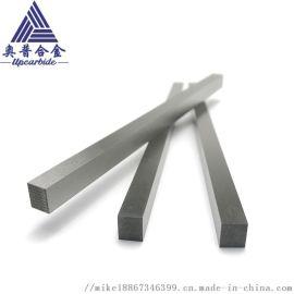 W1磨光纯钨条 放电条 炼钢用纯钨条 钨板材