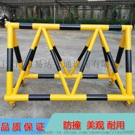 拒马厂家 单位**移动防撞围栏 交通临时路障可订制