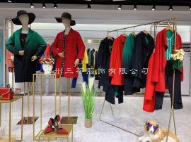广州周子品牌服饰女装/三荟女装品牌折扣