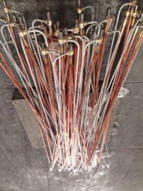 接地网组件镀铜接地棒放热焊接焊粉模具