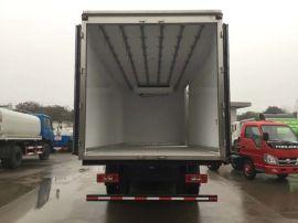 国六庆铃冷藏货车,冷藏厢式货车