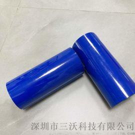 3m8901单面胶 蓝色聚酯胶带 耐酸碱胶 防腐胶带