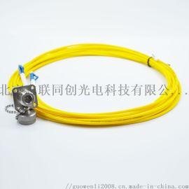室外防水连接器-2芯 ODC型连接器 光纤插头 光纤插座