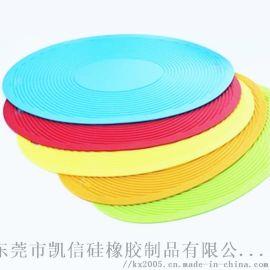 硅胶隔热垫耐高温防滑餐桌垫
