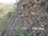 柔性鋼絲繩防護網 主動防護網生產廠家