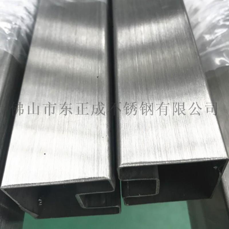 201不锈钢异形管,亚光不锈钢异形管