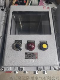 防爆智能电子测控仪表箱