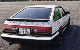 上海丰田AE86租赁拍电影 上海租2门丰田AE86