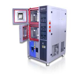 非标定做三层式恒温恒湿试验箱, 复层式温湿度测试箱