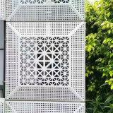2.5mm雕花鋁單板特點 實驗室背景牆雕花鋁單板