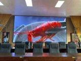 100平米的会议室做什么型号的LED显示屏比较合适
