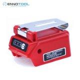 適用於18V百得電動工具電池轉換器BD20V