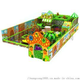 游乐玩具新型森林系列淘气堡室内游乐园
