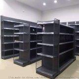 福建仓储库房货架,厦门商超便利店货架,钛合金展示架