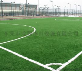 人造草坪,足球场铺设,运动场地建设,体育工程