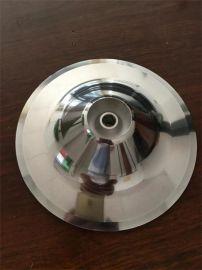 DISK静电喷漆盘 不锈钢旋碟雾化盘 静电油漆盘