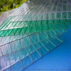 PC阳光板 临沂温室大棚透明PC阳光板