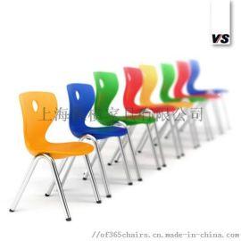 德国原装进口VS国际学校家具学生课桌椅培训椅餐椅塑胶椅