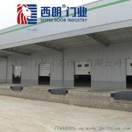 昆山土建厂房工业门折叠门