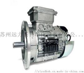 全新NERI刹车电动机T71A6异步电机