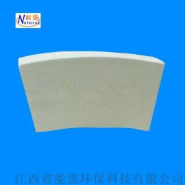 厂家批发弧形砖 异形耐酸砖 防腐保温专用化工陶瓷
