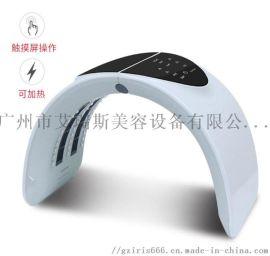广州艾瑞斯七彩光疗LED光谱电子美容仪 工厂定制