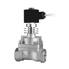 进口不锈钢高温电磁阀-蒸汽-导热油-高温线圈