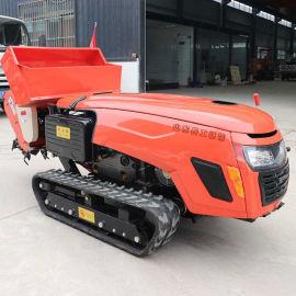 遥控微耕机 旋耕机 多功能旋耕设备
