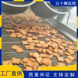 豆腐乾多層攤涼線,豆腐皮攤涼設備,豆腐皮風冷線