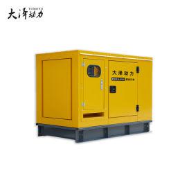 100kw低噪音柴油发电机