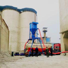 通畅负压吸灰机 粉煤灰吸送装车设备 水泥粉清库机
