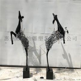 铁艺雕塑-公园雕塑-口碑大厂-按需定做