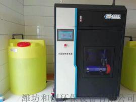 大型污水厂消毒设备/电解食盐次氯酸钠发生器