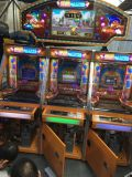 二手电玩推币游戏机马戏团游艺机超级大马戏游戏机